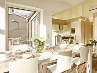 Livingpoint-Luxury Apartments Vienna Vienna - Restaurant