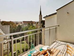 Livingpoint-Luxury Apartments Vienna Vienna - Balcony/Terrace