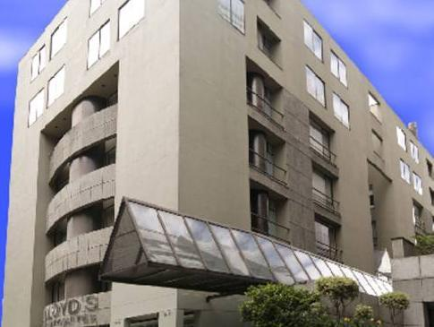 Lloyds Apartasuites Parque 93 - Hotels and Accommodation in Colombia, South America