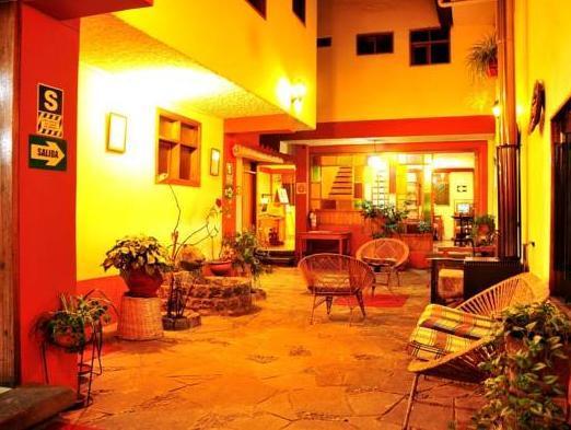 Los Aticos B&B - Hotell och Boende i Peru i Sydamerika