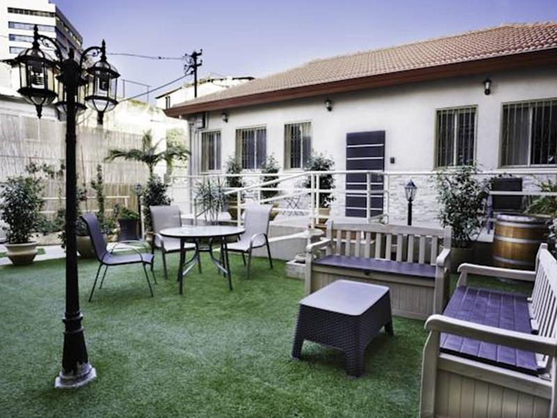 Loui Hotel Gardens - Hotels and Accommodation in Israel, Middle East