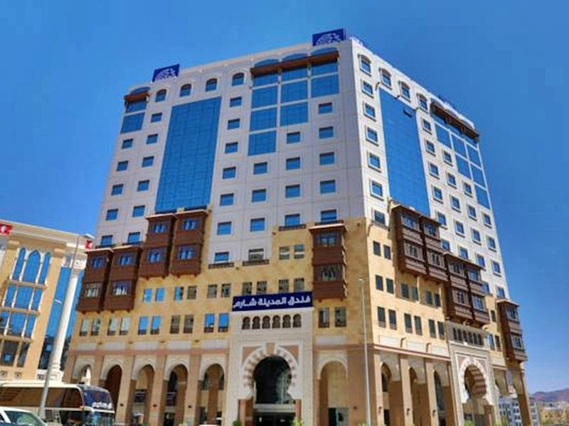 Madinah Charm Hotel - Hotels and Accommodation in Saudi Arabia, Middle East