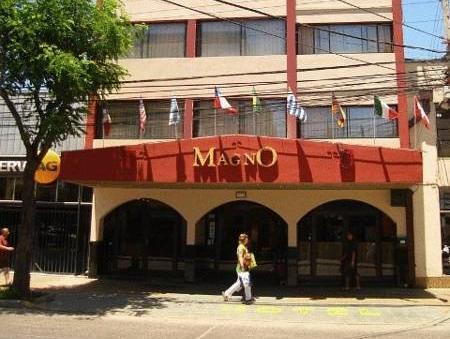 Magno Hotel - Hotels and Accommodation in Chile, South America
