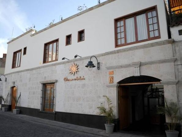 Maison Du Soleil - Hotels and Accommodation in Peru, South America