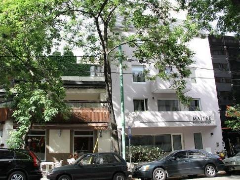 Maitre Hotel Boutique Buenos Aires - Exterior