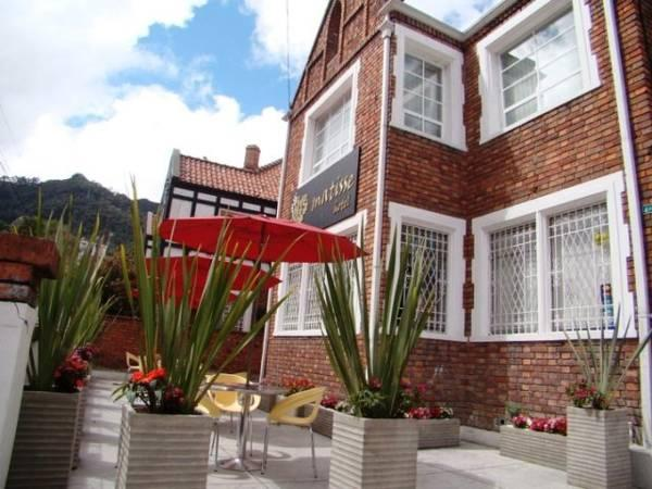Matisse Hotel - Hotels and Accommodation in Colombia, South America