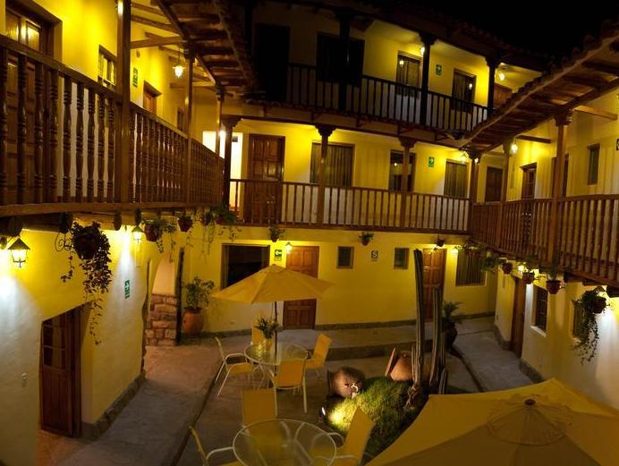 Apu Huascaran Hostal - Hotell och Boende i Peru i Sydamerika