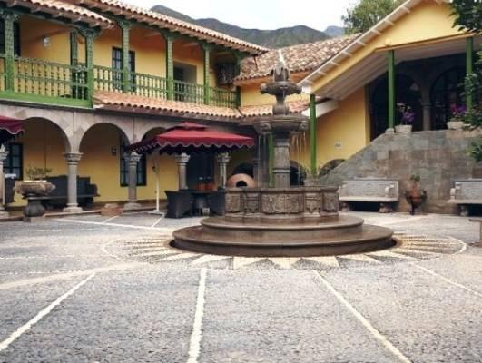 Aranwa Sacred Valley Hotel & Wellness - Hotell och Boende i Peru i Sydamerika