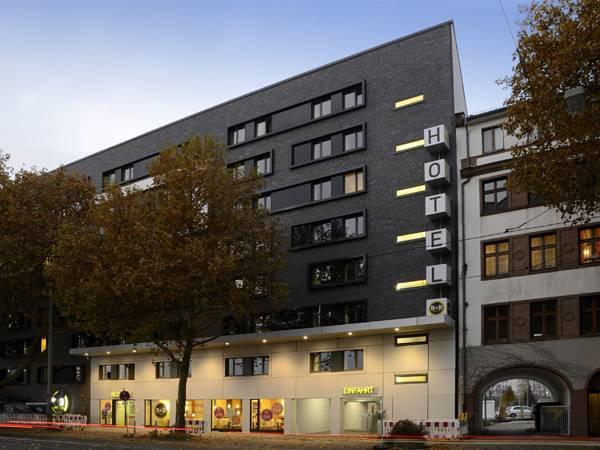 B And B Hotel Frankfurt City Ost