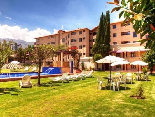 Gran Hotel Cochabamba - Hotels and Accommodation in Bolivia, South America