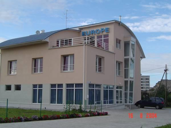Guesthouse Europe Narva - Exterior de l'hotel
