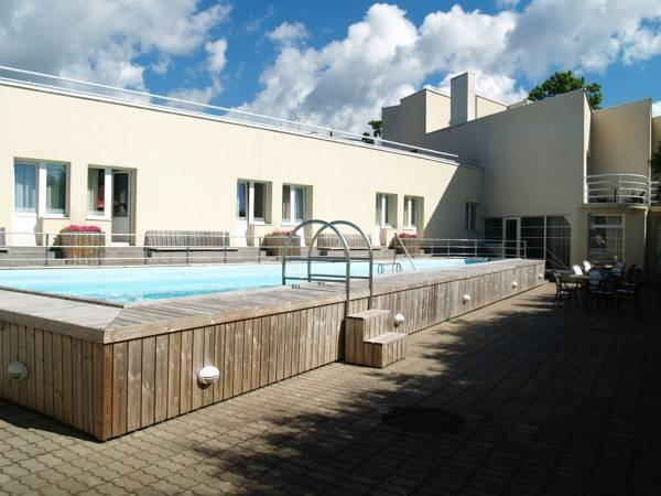Guesthouse Vesiroosi Parnu - Esterno dell'Hotel