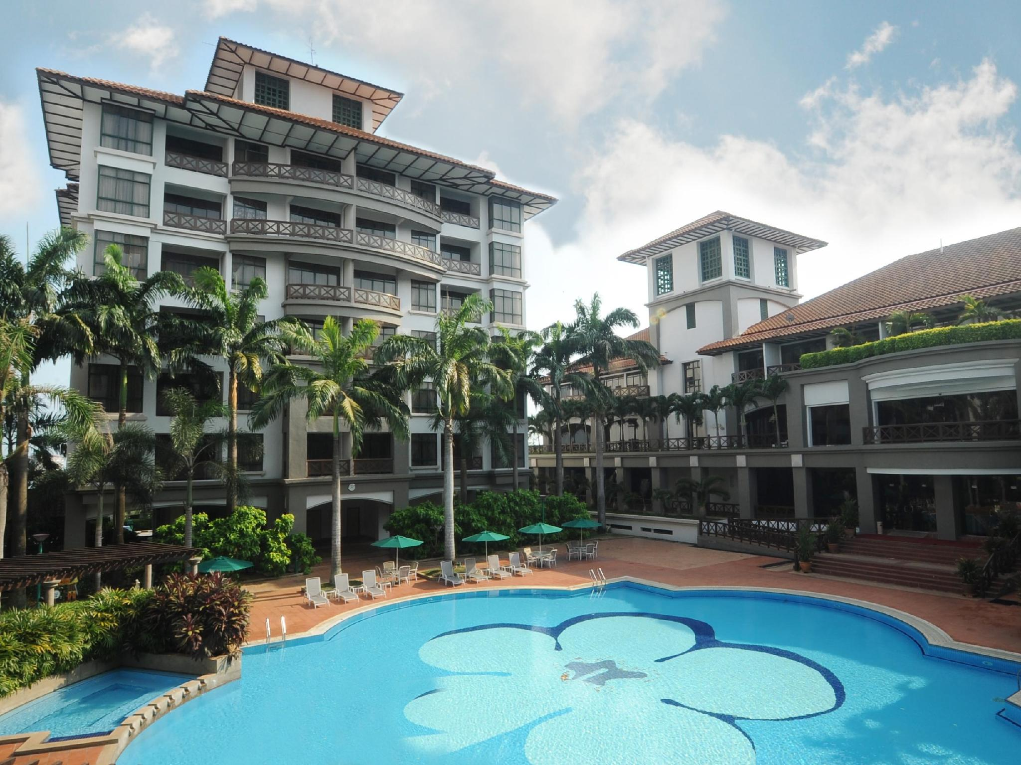 Mahkota Hotel Melaka - Hotels and Accommodation in Malaysia, Asia