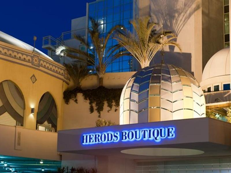 Herods Boutique Hotel - Hotels and Accommodation in Israel, Middle East