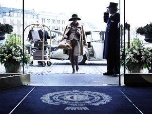 Hotel D'Angleterre Copenhagen - Entrance