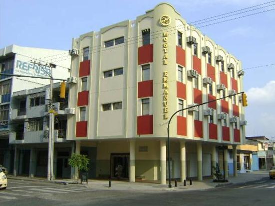 Hostal Emmanuel Internacional - Hotels and Accommodation in Ecuador, South America