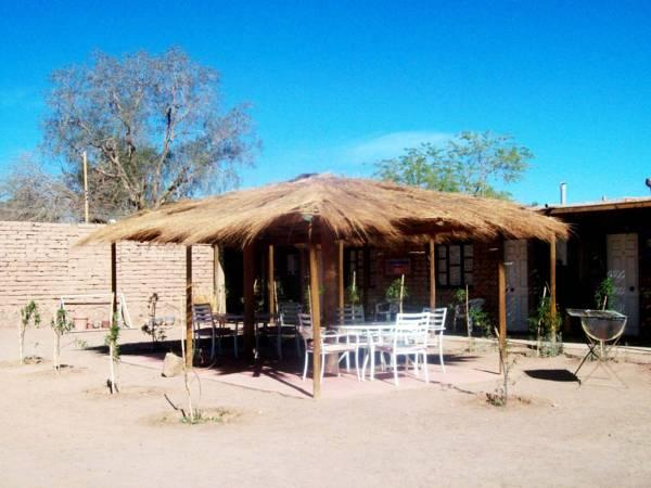 Hotel Pat'ta Hoiri - Hotels and Accommodation in Chile, South America