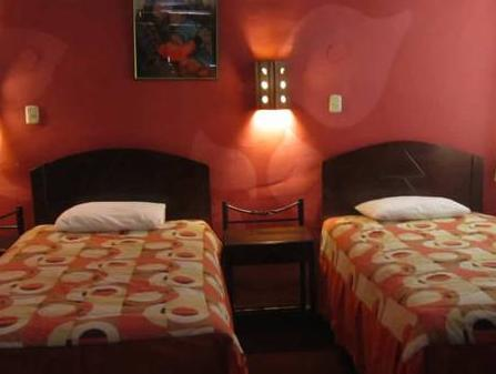 Hostal Qorichaska - Hotels and Accommodation in Peru, South America