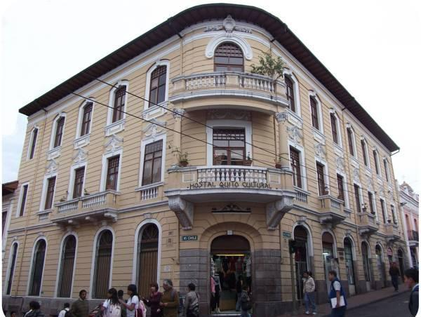 Hostal Quito Cultural - Hotels and Accommodation in Ecuador, South America