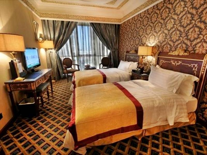 Al Khozama Madinah Hotel - Hotels and Accommodation in Saudi Arabia, Middle East