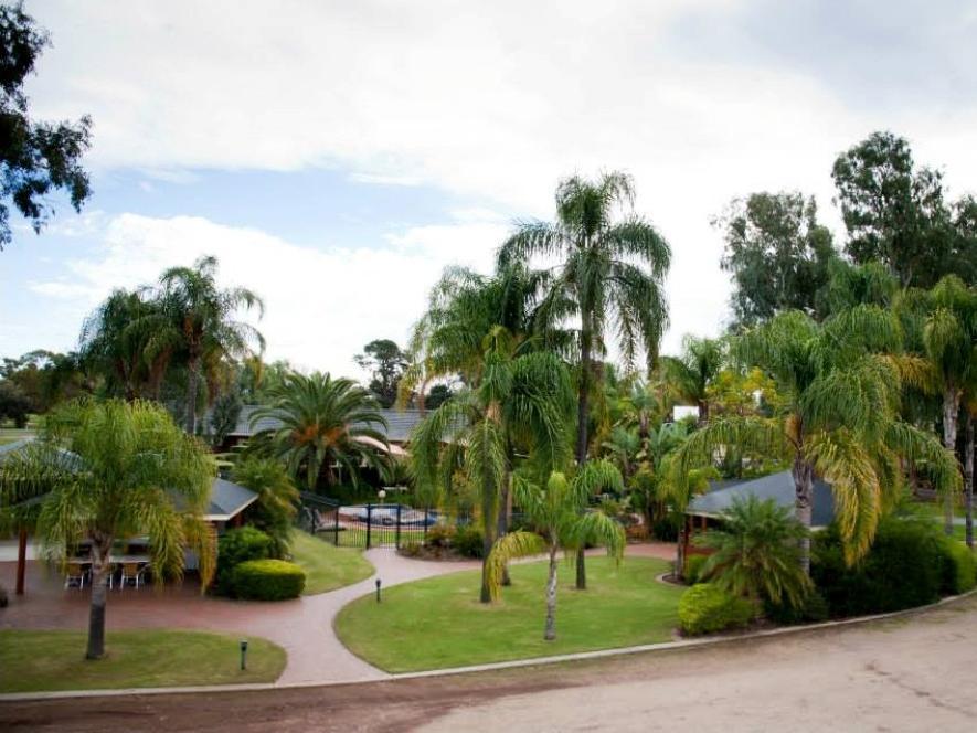 Sportmans Motor Inn - Hotell och Boende i Australien , Cobram / Barooga
