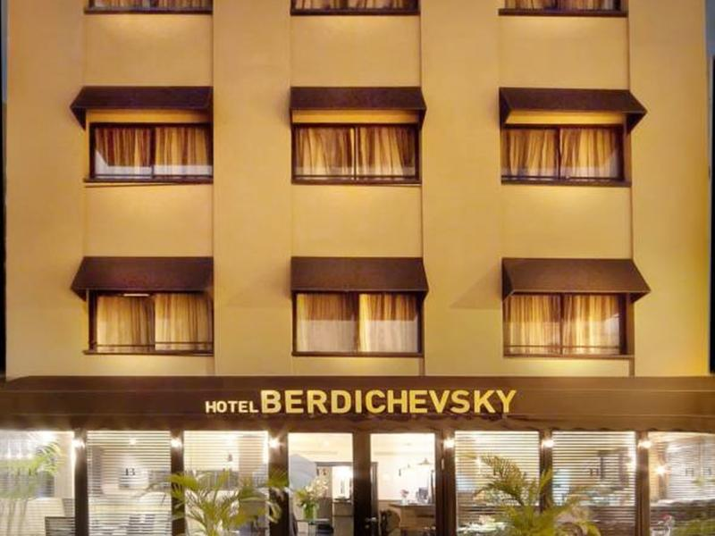 Hotel B Berdichevsky - Hotels and Accommodation in Israel, Middle East