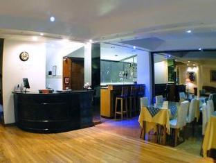Hotel Bosnia Mar del Plata - Recepción
