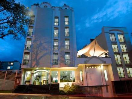 Hotel Buena Vista - Hotels and Accommodation in Colombia, South America