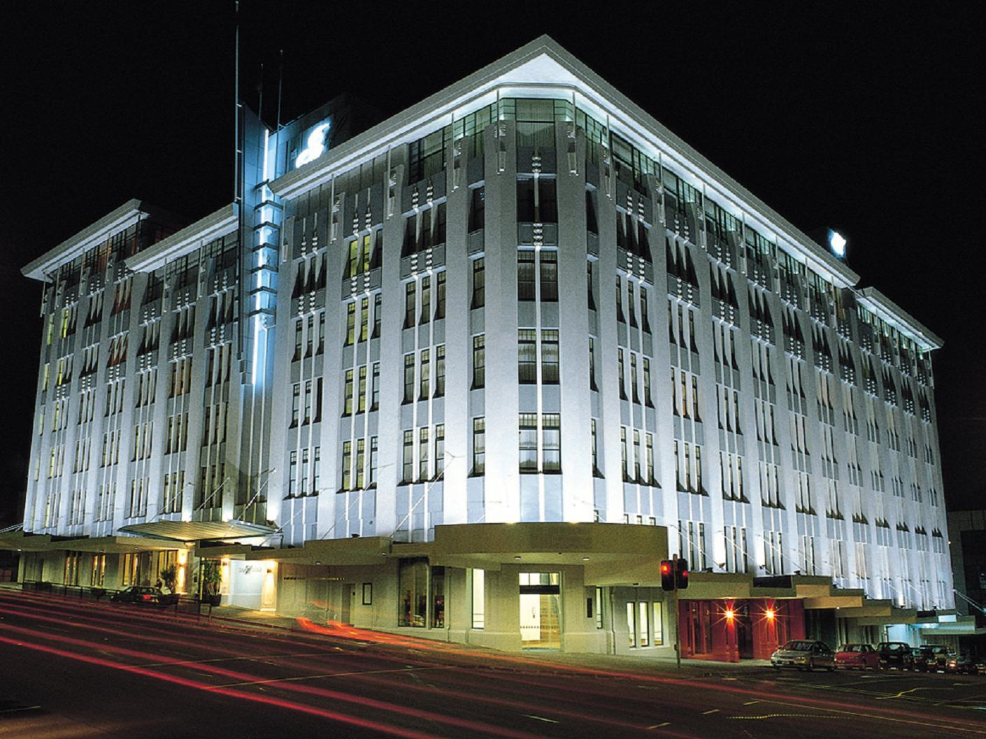 Heritage Hotel - Hotels and Accommodation in New Zealand, Pacific Ocean And Australia