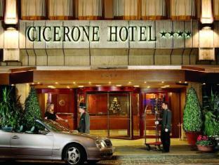 VOI Cicerone Hotel Rome - Entrance