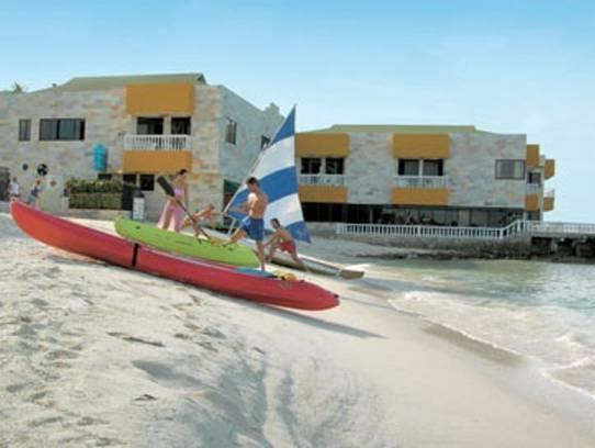 Hotel Decameron Maryland All Inclusive - Hotell och Boende i Colombia i Sydamerika
