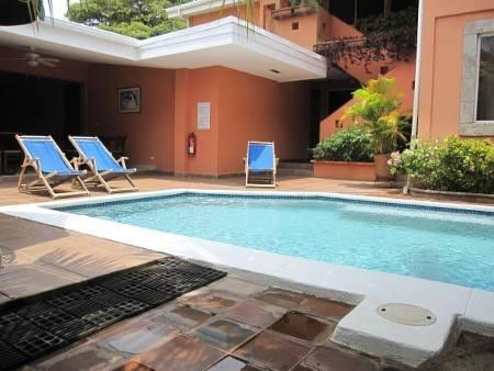 Hotel El Almendro - Hotels and Accommodation in Nicaragua, Central America And Caribbean