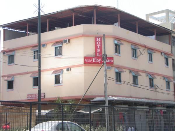 Hotel Eloy Alfaro - Hotels and Accommodation in Ecuador, South America