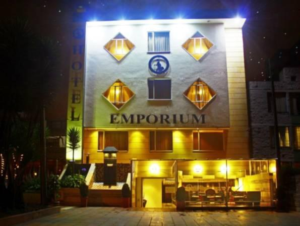 Hotel Emporium - Hotels and Accommodation in Colombia, South America