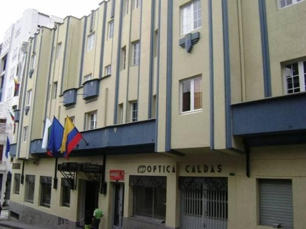Hotel Escorial - Hotels and Accommodation in Colombia, South America
