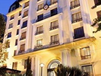 Hotel Estelar Suites Jones - Hotels and Accommodation in Colombia, South America