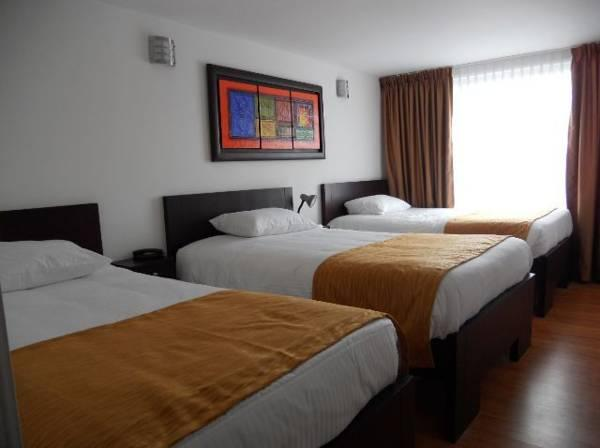 Hotel Expo Inn Embajada - Hotels and Accommodation in Colombia, South America