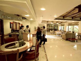 Connaught Hotel Нью-Делі і ЕнСіАр - Рецепція