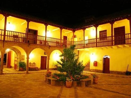 Hotel La Casona De Yucay Valle Sagrado - Hotell och Boende i Peru i Sydamerika