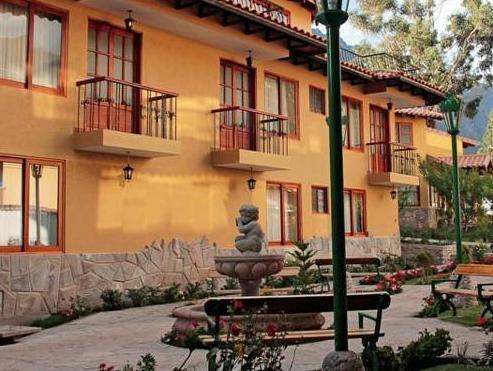 Hotel Mabey Urubamba - Hotell och Boende i Peru i Sydamerika