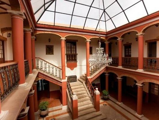 Hotel Monasterio - Hotels and Accommodation in Bolivia, South America