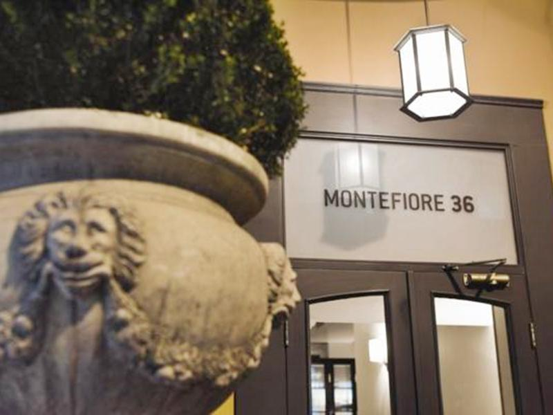 Hotel Montefiore - Hotels and Accommodation in Israel, Middle East