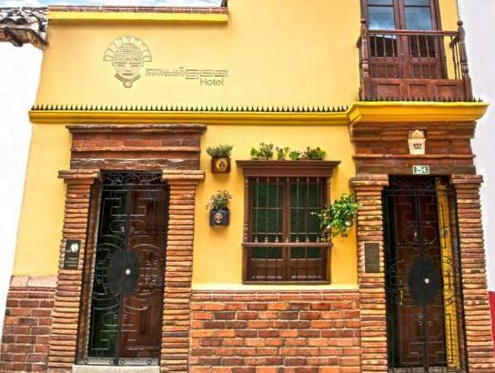 Hotel Muisca - Hotels and Accommodation in Colombia, South America
