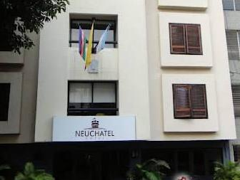 Hotel Neuchabel - Hotels and Accommodation in Colombia, South America