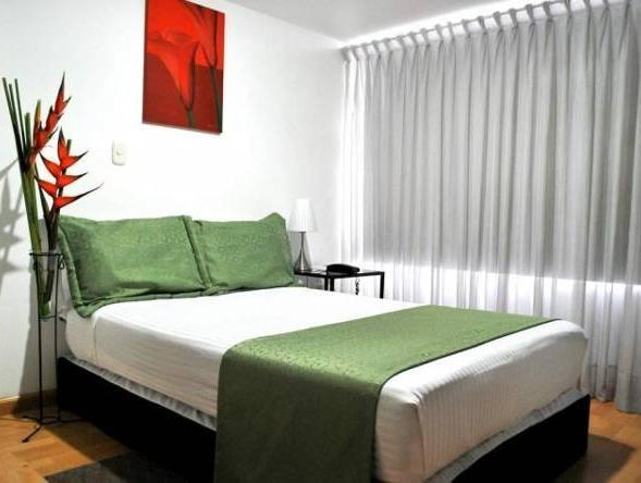 Hotel Portal de Milán - Hotels and Accommodation in Colombia, South America