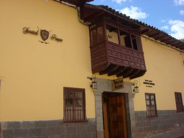 Hotel Rojas Inn - Hotels and Accommodation in Peru, South America