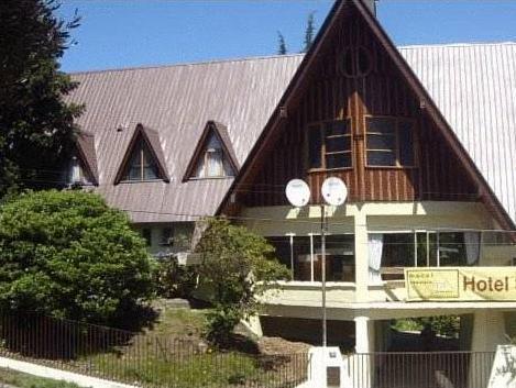Hotel Seminario - Hotell och Boende i Chile i Sydamerika