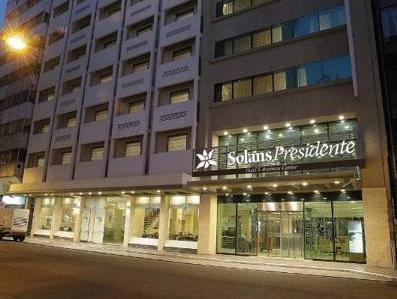 Hotel Solans Presidente - Hotels and Accommodation in Argentina, South America