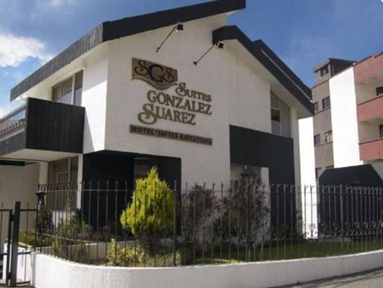 Hotel Suites Gonzalez Suarez - Hotels and Accommodation in Ecuador, South America