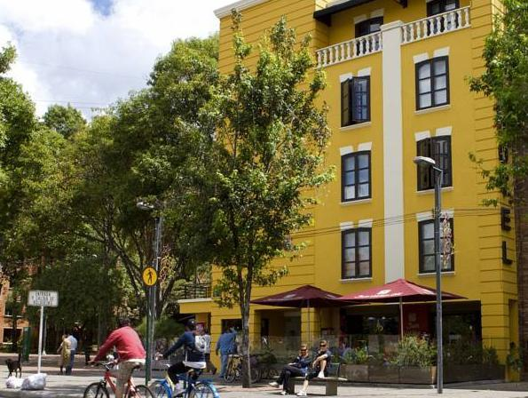 Hotel Virrey Park - Hotels and Accommodation in Colombia, South America
